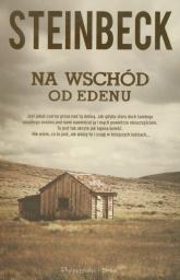 Na wschód od  Edenu - John Steinbeck | mała okładka