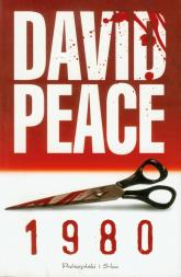 1980 - David Peace | mała okładka