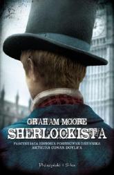 Sherlockista - Graham Moore | mała okładka