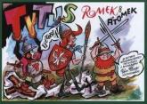 Tytus Romek i Atomek w Bitwie grunwaldzkiej 1410 roku - Chmielewski Henryk Jerzy | mała okładka
