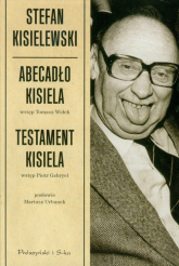Abecadło Kisiela. Testament Kisiela - Stefan Kisielewski | mała okładka