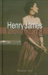 Złota czara - Henry James | mała okładka