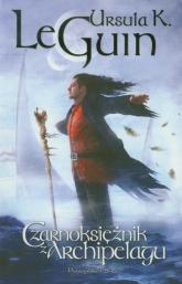 Czarnoksiężnik z Archipelagu - Le Guin Ursula K. | mała okładka