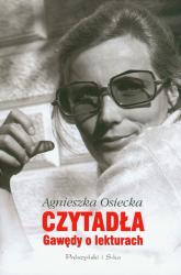 Czytadła. Gawędy o lekturach - Agnieszka Osiecka | mała okładka