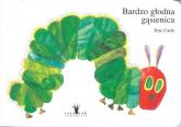 Bardzo głodna gąsienica - Eric Carle | mała okładka