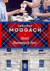 Hotel Złamanych Serc - Deborah Moggach | mała okładka
