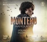 Stół króla Salomona (Poszukiwacze) - Luis Montero | mała okładka