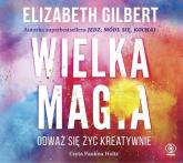 Wielka Magia - Elizabeth Gilbert | mała okładka
