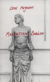 Manhattan Babilon - Lech Majewski | mała okładka