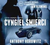 Cyngiel śmierci - Anthony Horowitz | mała okładka