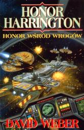 Honor Harrington. Honor wśród wrogów - David Weber | mała okładka