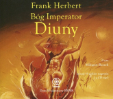 Bóg. Imperator Diuny - Frank Herbert | mała okładka