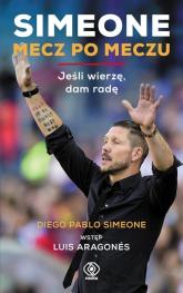 Simeone. Mecz po meczu - Diego Simeone | mała okładka