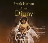 Dzieci Diuny - Frank Herbert | mała okładka