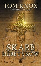 Skarb heretyków - Tom Knox | mała okładka
