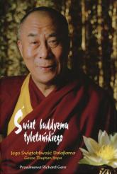 Świat buddyzmu tybetańskiego - XIV Dalajlama | mała okładka