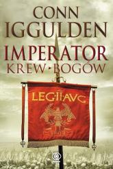 Imperator. Krew bogów - Conn Iggulden | mała okładka