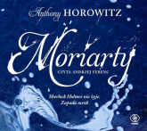 Moriarty - Anthony Horowitz | mała okładka