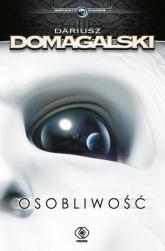 Osobliwość - Dariusz Domagalski | mała okładka