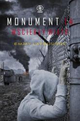 Monument 14. Wściekły wiatr - Emmy Laybourne | mała okładka