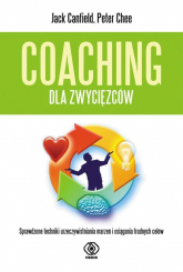 Coaching dla zwycięzców - Jack Canfield | mała okładka