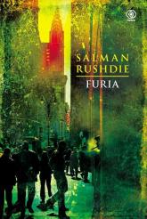 Furia - Salman Rushdie | mała okładka