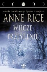 Wilcze przesilenie - Anne Rice | mała okładka