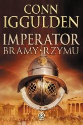 Imperator Bramy Rzymu - Conn Iggulden | mała okładka