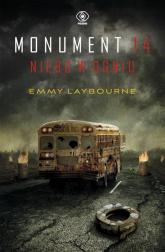 Monument 14. Niebo w ogniu - Emmy Laybourne | mała okładka