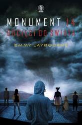 Monument 14. Odcięci od świata - Emmy Laybourne | mała okładka