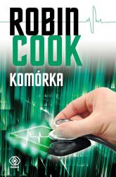 Komórka - Robin Cook | mała okładka