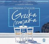 Grecka mozaika - Hanna Cygler | mała okładka