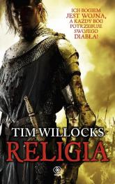 Religia - Tim Willocks   mała okładka