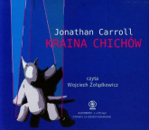 Kraina chichów - Jonathan Carroll | mała okładka