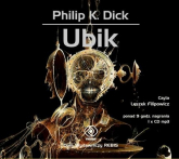 Ubik - Dick Philip K. | mała okładka