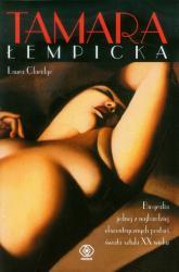 Tamara Łempicka. Między Art Deco a Dekadencją - Laura Claridge | mała okładka