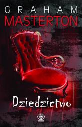 Dziedzictwo - Graham Masterton | mała okładka