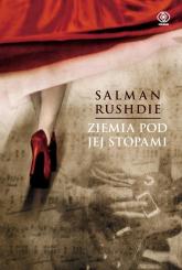 Ziemia pod jej stopami - Salman Rushdie | mała okładka