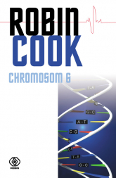 Chromosom 6 - Robin Cook | mała okładka