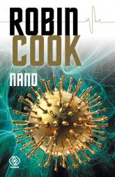 Nano - Robin Cook | mała okładka