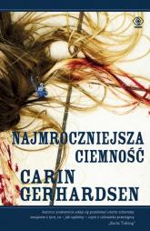 Najmroczniejsza ciemność - Carin Gerhardsen | mała okładka