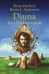 Diuna. Ród Harkonnenów. Preludium do Diuny - Brian Herbert, Anderson Kevin J. | mała okładka