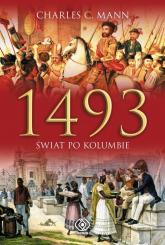 1493. Świat po Kolumbie - Charles C. Mann | mała okładka