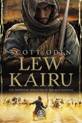 Lew Kairu - Scott Oden   mała okładka