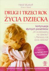 Drugi i trzeci rok życia dziecka - Murkoff Heidi, Mazel Sharon | mała okładka