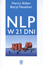 NLP w 21 dni - Alder Harry, Beryl Heather | mała okładka