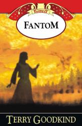 Fantom - Terry Goodkind | mała okładka