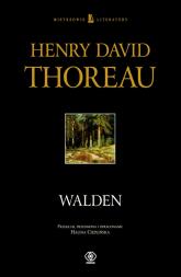Walden - Thoreau Henry David | mała okładka