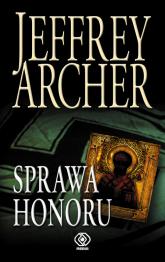 Sprawa honoru - Jeffrey Archer | mała okładka