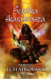 Ścieżka skarabeusza - Adrian Tchaikovsky | mała okładka